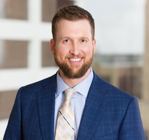 Court Anderson - Henson Efron Attorney, Shareholder