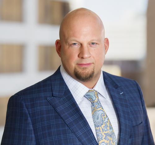 J.R. Maddox - Henson Efron Attorney, Shareholder
