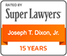 JosephDixon_SuperLawyers_15Years_96x80