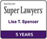 lisaspencer_superlawyers_5years_96x80
