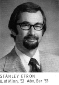 Stanley Efron