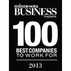 MN Business 100 Best Companies to work for