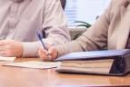 Work Detail - Binder and paperwork