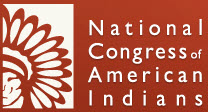 Logo for National Congress of American Indians