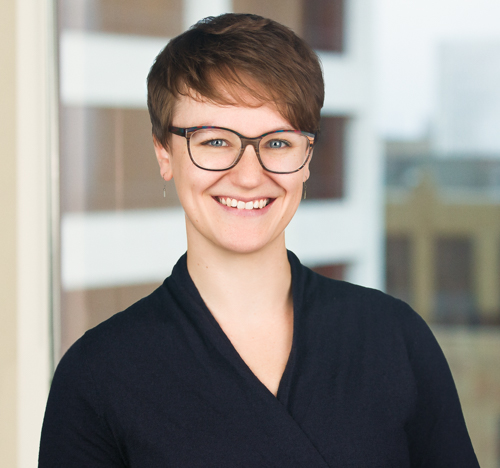 Emily Erickson - Henson Efron Paralegal