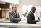 Jillian Pearson in Henson Efron atrium - business litigation attorney