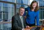 Attorney Scott A. Neilson and Legal Secretary Cathy A. Fisher