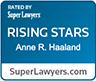 AnneHaaland_SuperLawyers_RISINGSTAR_96x80
