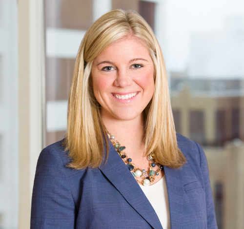 Allison Plunkett - Henson Efron Attorney, Associate