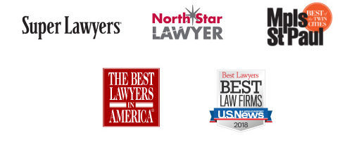 Super Lawyers, The Best Lawyers in America, Best Law Firms, MPLS St Paul, North Star Lawyer