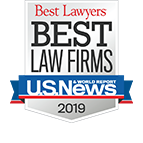 Best Law Firms US News logo