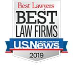 Best Law Firms US News logo