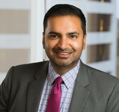 Sarvesh Desai - Henson Efron Attorney, Associate